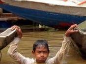 Camboya: Battambang Siem Reap. Viaje fluvial Tonle Sap.