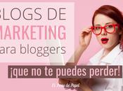 blogs #marketing para #bloggers encantarán