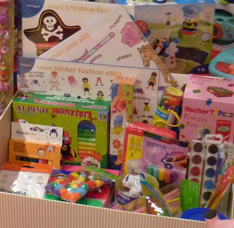 Ideas de regalo caja de manualidades para ni os paperblog - Manualidades para regalar en reyes ...