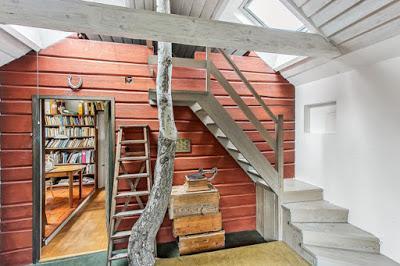 Escaleras para casas rusticas paperblog for Escaleras interiores casas rusticas