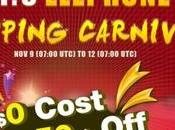 Elephone Shopping Carnival: ofertas para comprar terminales Everbuying