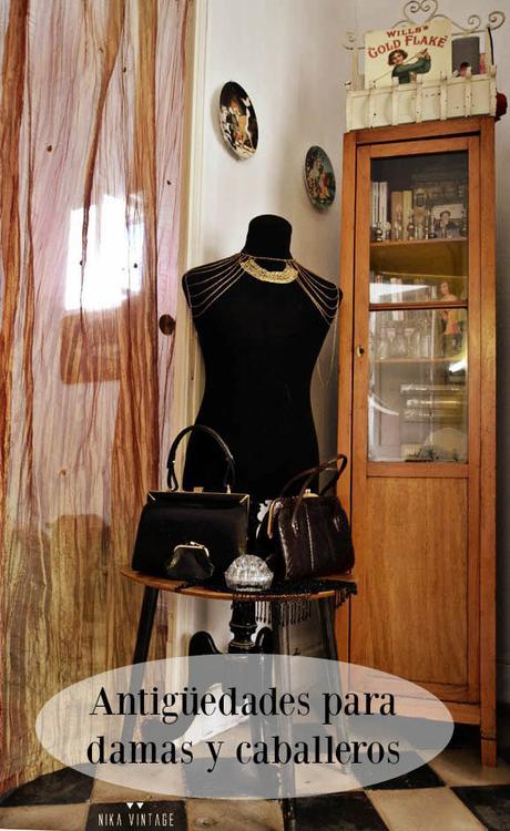 8 objetos antiguos y vintage muy decorativos paperblog - Objetos decorativos vintage ...