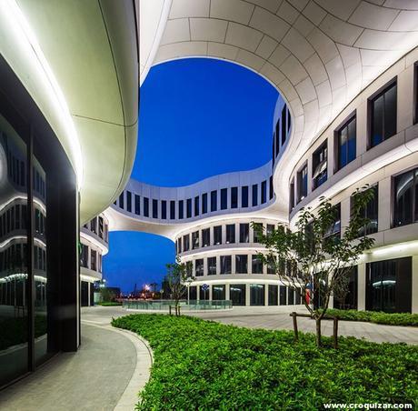 SHA-105- Edificio Hongqiao Flower-0