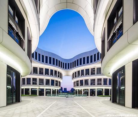 SHA-105- Edificio Hongqiao Flower-4
