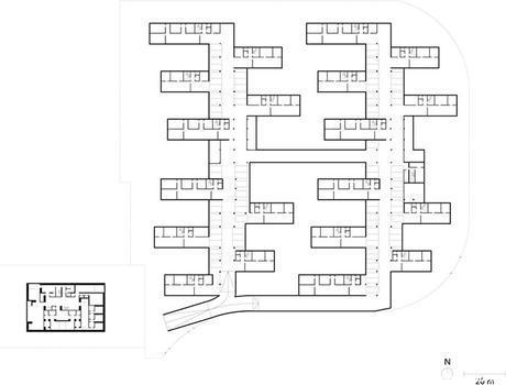 NOT-095-David Chipperfield, viviendas Xixi Wetland Estate en Hangzhou-4