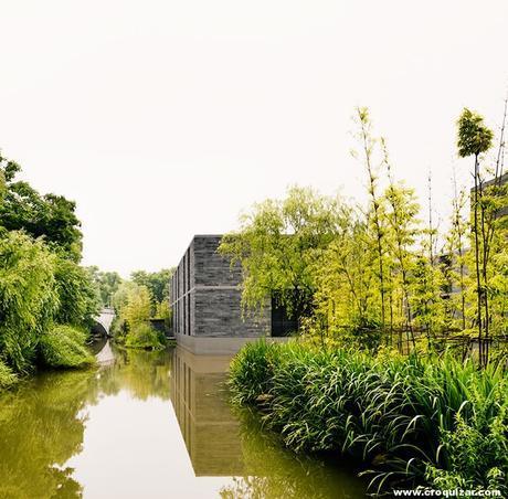 NOT-095-David Chipperfield, viviendas Xixi Wetland Estate en Hangzhou-0