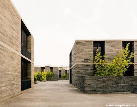 NOT-095-David Chipperfield, viviendas Xixi Wetland Estate en Hangzhou-1