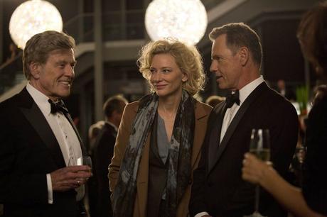 Foto Cate Blanchett y Robert Redford en La verdad 2