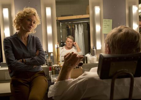 Foto Cate Blanchett y Robert Redford en La verdad