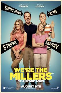 SOMOS LOS MILLER (We're the Millers) (USA, 2013) Comedia