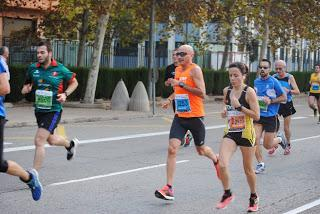 Plan de entrenamiento Maratón VLC 2015: 02/11 al 08/11 (-2 semanas)