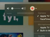 Cómo puede grabar vídeos realizar capturas pantalla Apple