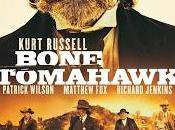 Bone Tomahawk, huesos afilados