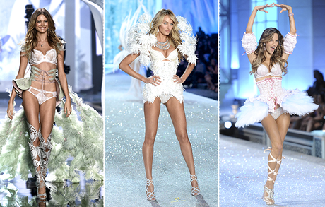 Todo sobre el Victoria Secret Fashion Show 2015