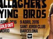 Entradas agotadas para Noel Gallagher Riviera madrileña