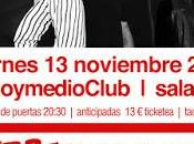 Cycle celebran años Madrid Curra, Columpio Asesino, Guille Mostaza, Digital 21...