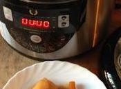 Potaje garbanzos picante (Olla modelo