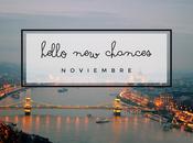 Hello chances Noviembre