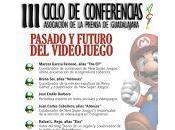 RetroManiac participa charla sobre videojuegos ciclo conferencias Asociación Prensa Guadalajara