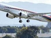 Mitsubishi incursiona aviación comercial