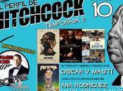 """Podcast Perfil Hitchcock"""" 2x10: Sicario, último cazador brujas, Isla Bonita, Furtivos Especial Spectre."""