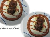 Carrilleras ibéricas, vino Oporto, espuma patatas