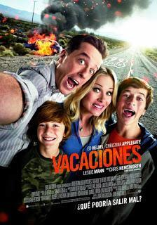 Cartel: Vacaciones (2015)