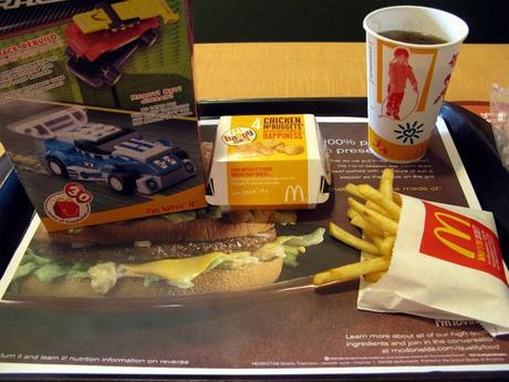 Alimentos poco saludables para los niños