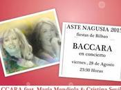 """Vídeos BACCARA """"Aste Nagusia 2015""""."""