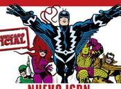 Nueva edición MLE: Inhumanos disponible
