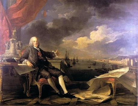 1 de Noviembre de 1755, las desgracias asolan Lisboa.