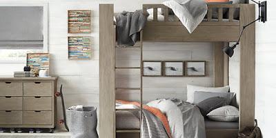 Dormitorios multiples infantiles en estilo rustico paperblog - Dormitorios infantiles rusticos ...