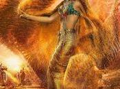 "Disponible alta resolucion nuevos seis pósters ""gods egypt"""