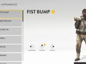 Conoce gestos sistema personalización Star Wars Battlefront