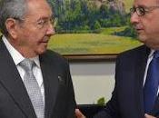 Raúl Castro envía condolencias Hollande atentados París video]