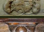 antigua Sillería Coro Colegiata Talavera Reina: Misericordias