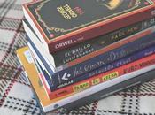 Book haul: previas