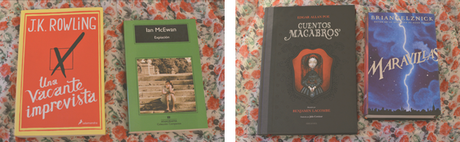 Book haul de noviembre