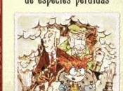 """""""Los descazadores especies perdidas"""", Diego Arboleda (Ilustraciones Raúl Sagospe)"""