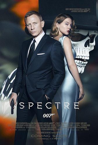 007 Spectre: salida de emergencia