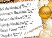 Gran Reto Navidad 2015 2016 LovingCosmetic
