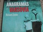 Otra mirada literaria guetos judíos. anagramas Varsovia, Richard Zimler