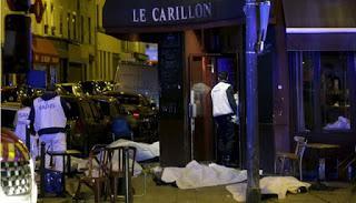 Terror en París: los ataques terroristas simultáneos dejan muertos en la capital francesa