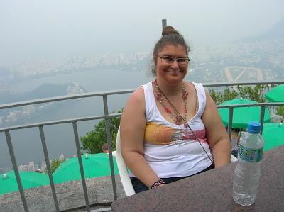 Bar en Corcovado,  Rio de Janeiro, Brasil, La vuelta al mundo de Asun y Ricardo, round the world, mundoporlibre.com