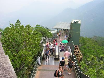 Ascensor al Corovado, Rio, Brasil, La vuelta al mundo de Asun y Ricardo, round the world, mundoporlibre.com