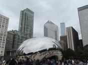 Cloud gate frijol Chicago