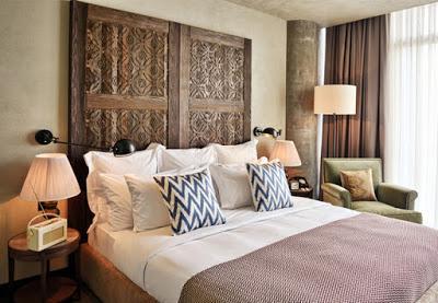 Cabeceros de camas en estilo rustico paperblog - Cabeceros de cama rusticos ...