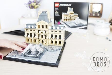 Mini arquitectura Lego