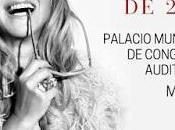 Anastacia abril 2016 Barcelona Madrid