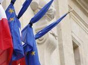 luto bandera tricolor francesa